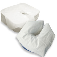 Royal Massage Set of 100 Disposable Flat Face Cradle Covers