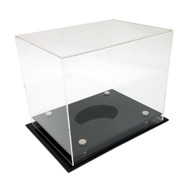 OnDisplay Deluxe UV-Protected Football/Rugby Ball Display Case