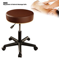 MT Swivel Stool - Chocolate