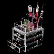 OnDisplay Daphne 3 Drawer Cosmetic/Jewelry Organizer