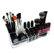 OnDisplay Cambria Deluxe Acrylic Cosmetic/Jewelry Organization Tray