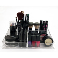 OnDisplay Deluxe Acrylic Cosmetic/Jewelry Organization Tray