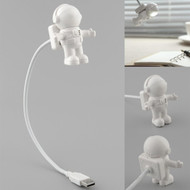 Modern Home USB Astronaut Space Light - Notebook/PC Nightlight - Ships from USA