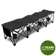 GoTEAM! Multi Seat Portable Folding Team Bench