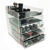 OnDisplay Paris 5 Tier Acrylic Cosmetic/Makeup Organizer