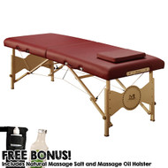 Midas Entry Massage Table Package w/ Bonus Items