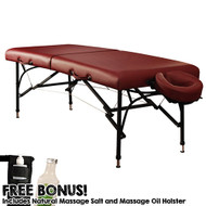 Violet Massage Table Package w/ Bonus Items