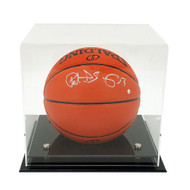OnDisplay Deluxe UV-Protected Basketball/Soccer Ball Display Case