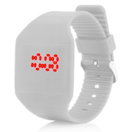 Incognito Digital LED Silicone Sports Watch with Touch Screen Display