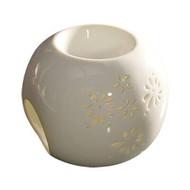 Royal Massage Tea Light Aromatherapy Oil Burner - Pumpkin