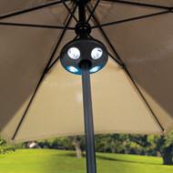 Modern Home 28 LED Umbrella Clamp Light