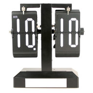 Modern Home Contemporary Retro Style Flip Desk Clock - Paris Clock w/Light