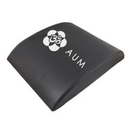 AUM Ab Mat - Core Fitness Trainer - Abdominal Curved Back Support Cushion