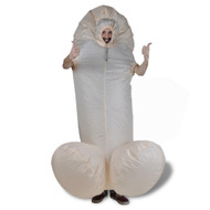 AltSkin Mega Suit Inflatable Zentai Costume - Willy