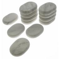 Royal Massage 12pc Medium Ovular Cold Stone Set G