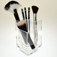 OnDisplay Acrylic Cosmetic Brush Organizer