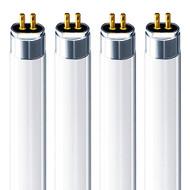 CH Lighting F14T5 6400K 21 in. 14 Watt - T5 Linear Fluorescent Bulbs - Set of 4