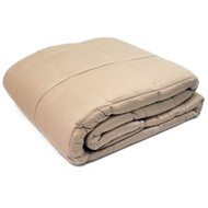 """Modern Home Tranquil Series Full/Queen 60"""" x 80"""" Weighted Blanket"""