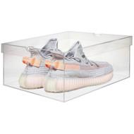 OnDisplay Luxury Acrylic Shoe Box