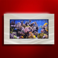 Aussie Aquariums 2.0 Wall Mounted Aquarium - Standard Seascape