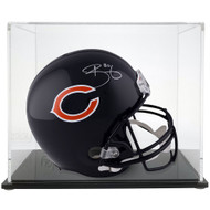 OnDisplay Deluxe UV-Protected Mini Football Helmet Display Case