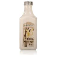 Royal Massage Natural Sea Salt Mineral Massage Scrubbing Salts 10.5oz Bottle - Vanilla