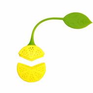 Modern Home Citrus Lemon Silicone Loose Tea Infuser