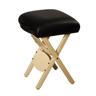 MT Wooden Handy Stool - Black