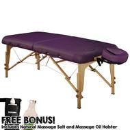 Midas Girl Massage Table Package w/ Bonus Items