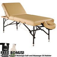 Violet Tilt Massage Table Package w/ Bonus Items