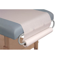 Royal Massage Disposable Paper Roll Holder - Massage/Therapy Table Nonwoven/Exam Paper Roll Support Bracket