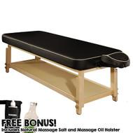Harvey Comfort Massage Table Package w/ Bonus Items