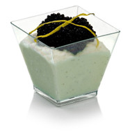 OnDisplay Kubo Disposable Dessert Cups - 100 count