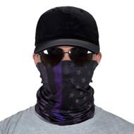 AltSkin Tubo Unisex Multi-Use Gaiter Mask - UV Protecting Face Bandanna - Scarf/Balaclava/Neck Guard for Outdoor Protection
