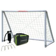AeroGoal 6' x 4' Portable Inflatable Soccer Goal