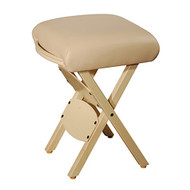 MT Wooden Handy Stool - Beige