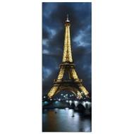 Modern Home Ultra High Resolution Tempered Glass Wall Art - Paris Eiffel Tower 3