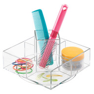 OnDisplay Rotating Acrylic Cosmetic/Makeup Organizer Tray
