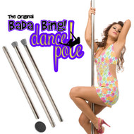 The Original Bada Bing Portable Dance Pole