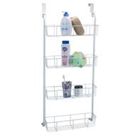 OnDisplay Over-the-Door Mounted Closet/Bathroom/Pantry Organization Shelf