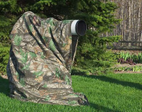 Kwik-Camo Throw-over Blind - Standard Weight