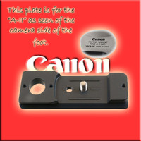 CP-456 Lens Plate for Canon