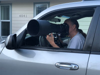 The Setting up a Tripod in your Vehicle Video