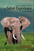 "A Photographer's Guide to The Safari Experience  Here is a blurb that I wrote for the book: ""Todd's knowledge of the game parks and animals of East Africa is vast, and in his new book, he shares with you not only that knowledge but the photographic techniques that he has developed and used over the past decade.  Whether you are just dreaming of a trip to Kenya or Tanzania of have been there many times, this book will prove to be both an extremely useful and educational resource as well as a huge inspiration.  Simply put, the number and the quality of photographic tips offered in this book is incredible."