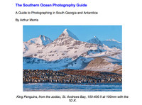 The Southern Ocean Photography Guide
