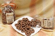 Sugar Free Chocolate Pretzels