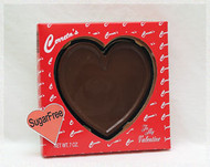 Sugar Free Chocolate Heart