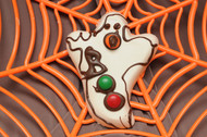 Ghoulish Ghost Decorating