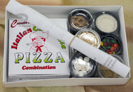 Pizza TO GO - Italian Chocolate Pizza Kit