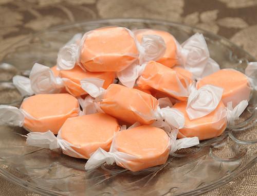 Orange Saltwater Taffy